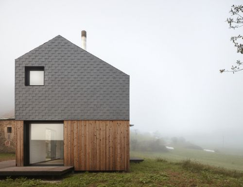 Stone Facades: 7 Slate Covered Homes