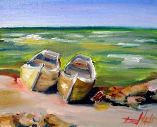Two Row Boats