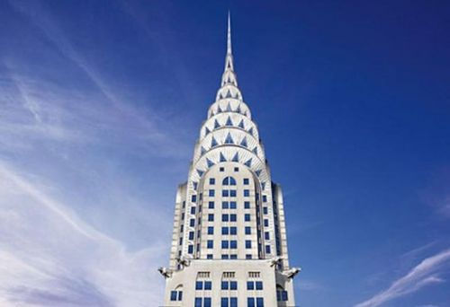 New York City's Chrysler Building is Up for Sale