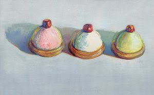 Wayne Thiebaud. Artist's Choice at SFMOMA