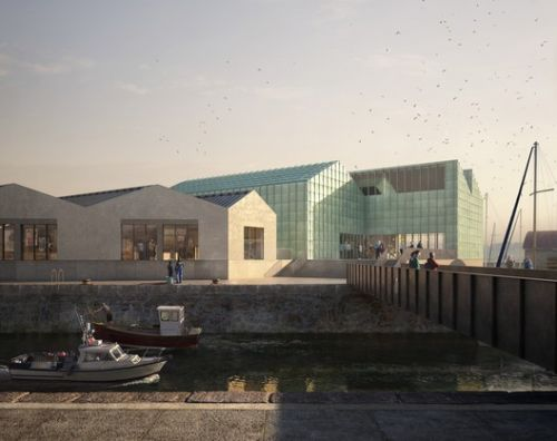 FCBStudios Unveils Regeneration Plan for North Hayle Harbour