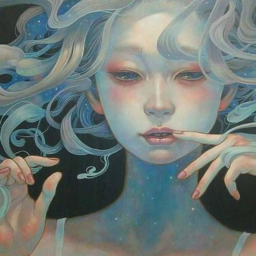 Artist Miho Hirano The exquisite subtleties of color, line, and
