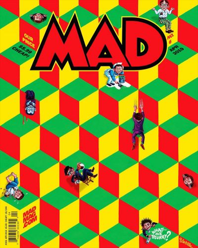 On the Stands: MAD 6