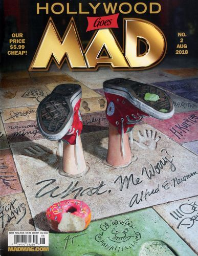 On the Stands: MAD 2!