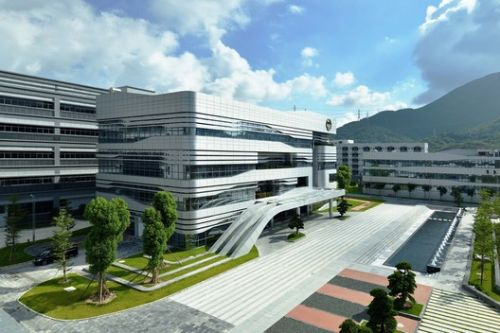 R&D Headquarters, TOYO Electric / JJP Architects & Planners