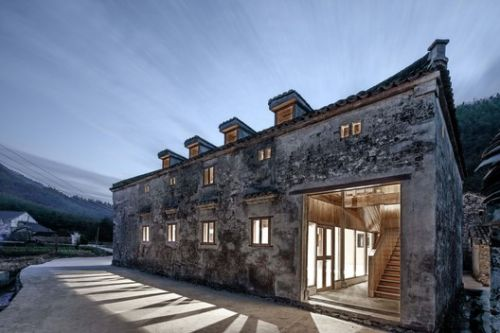 History Museum of Qifeng Village / SUP Atelier