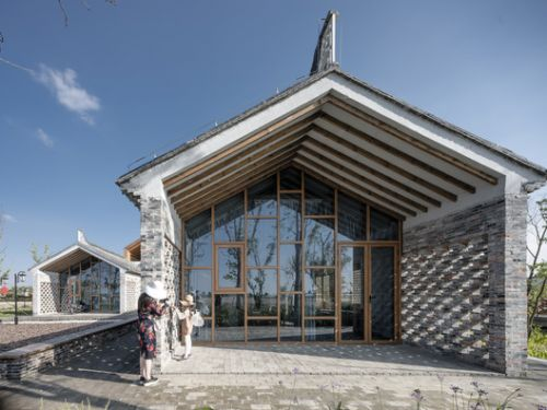 TangBao Academy - Community and Civic Center / ARCPLUS · Free Studio