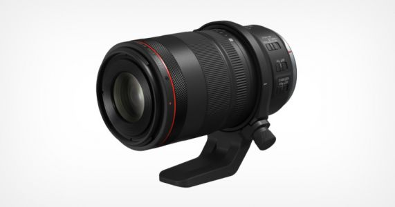 Canon Unveils RF100mm f/2.8 L Macro with Unique Bokeh Control Ring