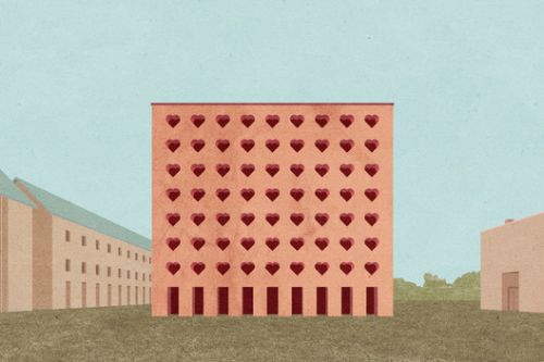85 Valentines for Architects and Lovers