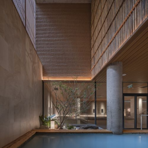 Yunomori Onsen and Spa | Sathorn / Sixseven Studio