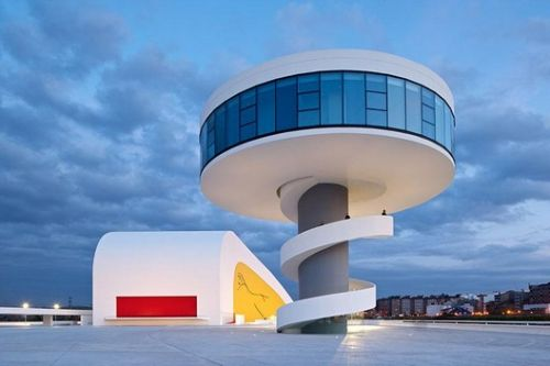 Oscar Niemeyer to be Featured on the Streets of Rio