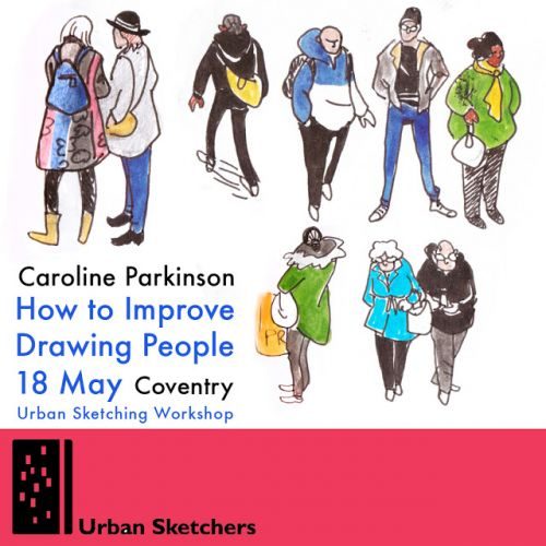 USk Workshop: How to Improve Drawing People
