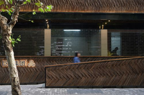Mengxi Food Market of Julu Foods Group / Roarc Renew
