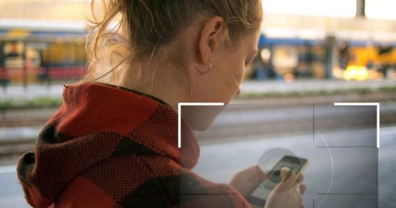 Is It Okay for Street Photographers to Take Photos of Private Messages?