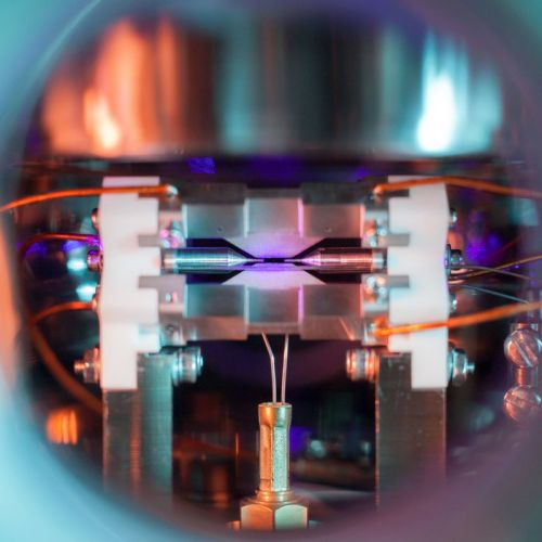 Picture of a Single Atom Wins Science Photo Contest