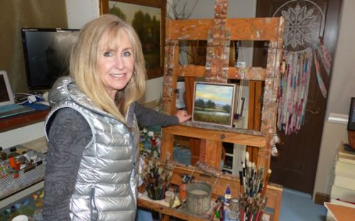 From Duck Stamps to Monet's Garden - Interview with Lori McNee