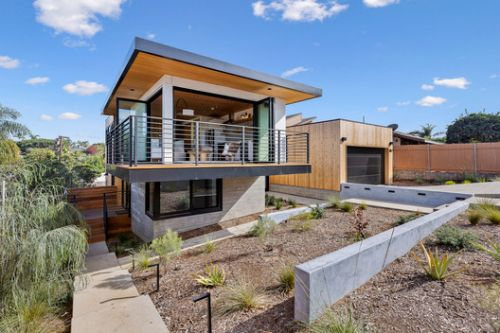 605 Cornish House / Brett Farrow Architect
