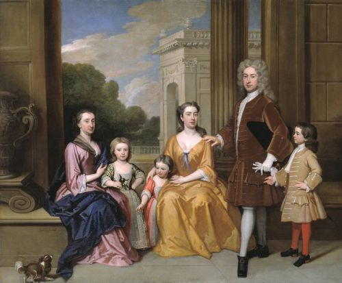 "17C Portraits - Families Head Outside as Mankind Becomes ""the Interpreter of Nature"""