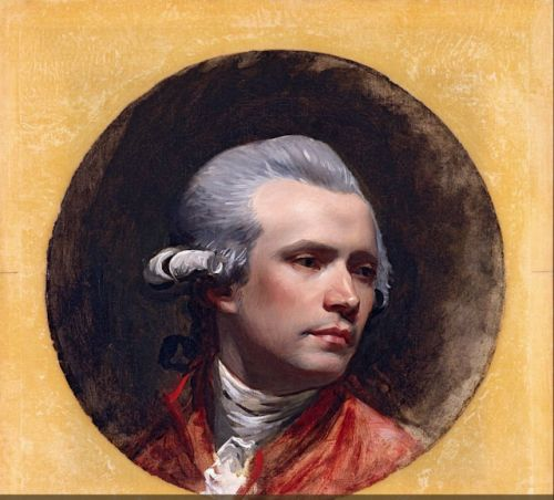 John Singleton Copley. Born July 3, 1738