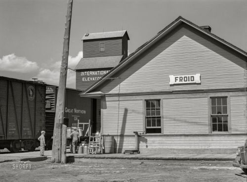 Froid Depot: 1941