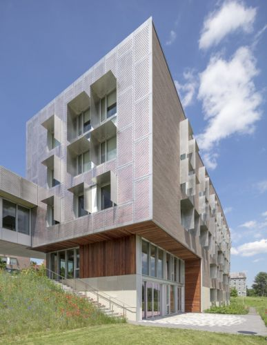 Amherst College Greenway Residences / Kyu Sung Woo Architects