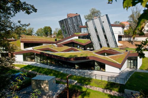 Zeimuls, Centre of Creative Services of Eastern Latvia / SAALS Architecture