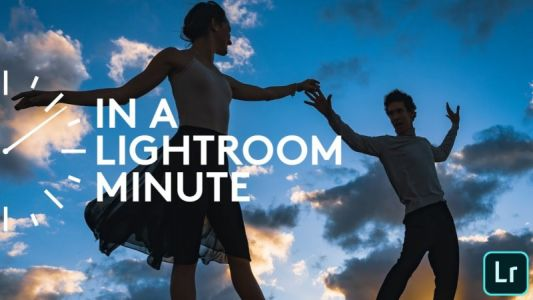 Adobe Launches New Video Series of 60-Second Lightroom Tutorials