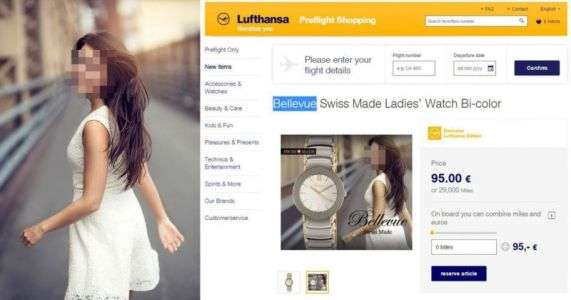 Photographer Finds Photo Stolen for a Lufthansa In-Flight Magazine Ad