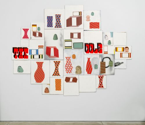 Barry McGee - Cheim & Read, NYC
