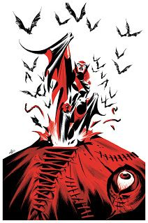 DC Comics Batwoman Issue 9 Variant Cover