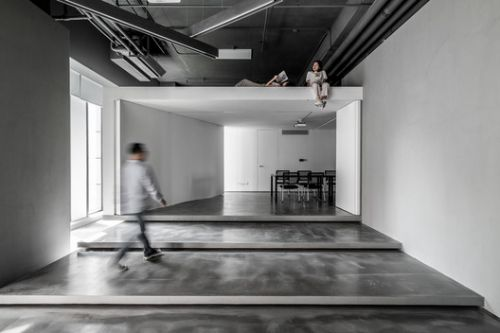 S'RUI Office / Wei Yi International Design Associates