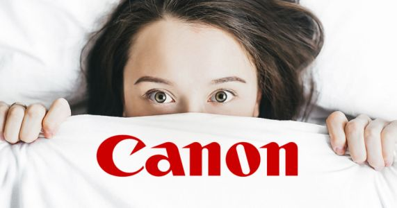 Why Did Canon Just Now Decide to Wake Up?
