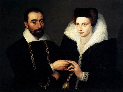 Valentine's Day - A few more 17C Couples