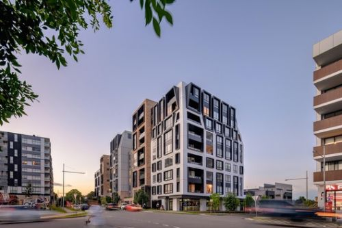 Lumina Apartments / DKO Architecture