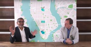 Watch Gregg Pasquarelli and Vishaan Chakrabarti Describe their Ideal New York