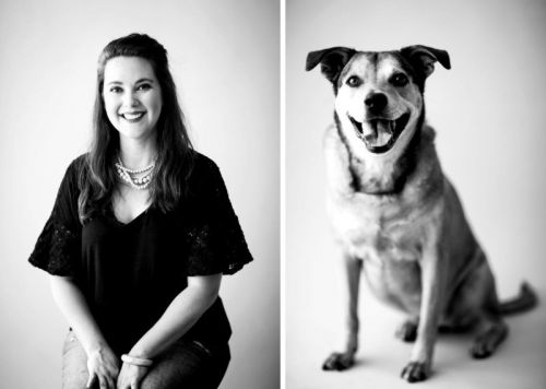 These Portraits Show How People Are Just Like Their Pets