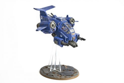 Showcase: Ultramarines Stormtalon Conversion
