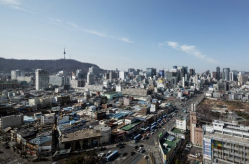 Reinventing a Superblock in Central Seoul - Without the Gentrification