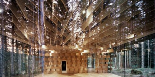 Wood/Pile / Kengo Kuma & Associates