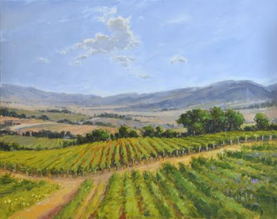 Fruited Valley - Haggin Museum Show with American Women Artists