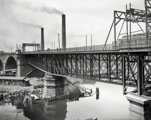 Swing Bridge: 1910