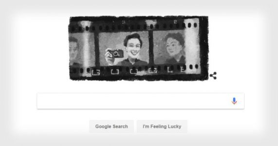 Google's Latest Doodle Honors War Photographer Gerda Taro