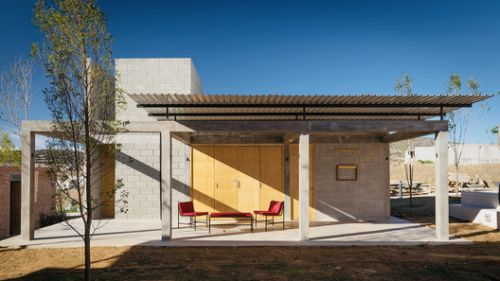 Self-Produced Rural Housing / JC Arquitectura + Kiltro Polaris Arquitectura