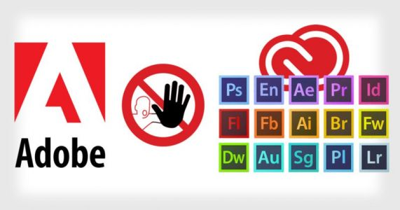Adobe Warns That Using Older CC Apps Could Get You Sued