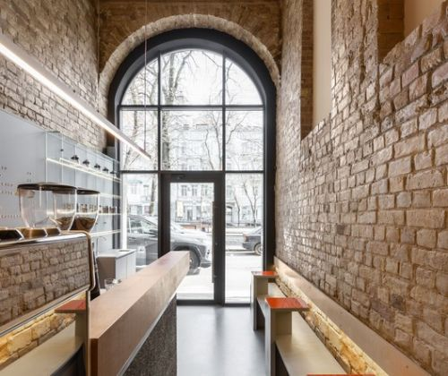 BWTC Coffee Shop / AKZ Architectura