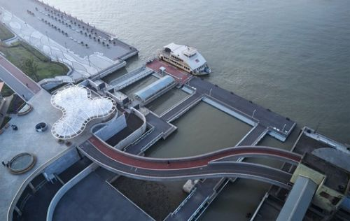Minsheng Ferry Station / Atelier Liu Yuyang Architects