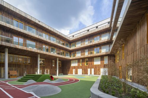 Princess Máxima Centre for Child Oncology / LIAG architects