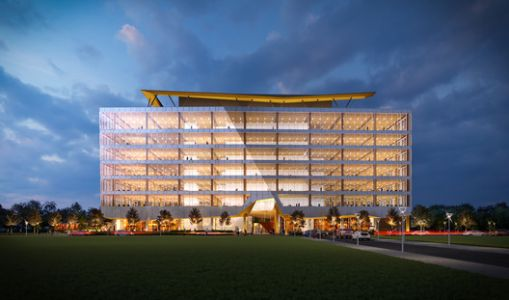 BNC's Mass Timber Office to Become One of Canada's Tallest