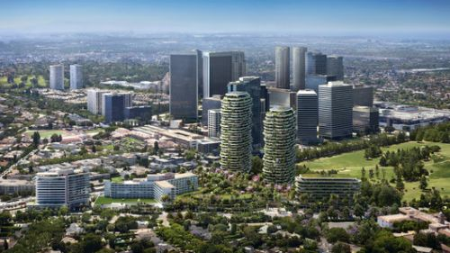 New Images Reveal One Beverly Hills Development by Foster + Partners