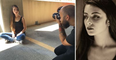 How to Shoot Pro Portraits in Everyday Places